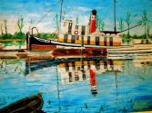 Fraser Riverboat